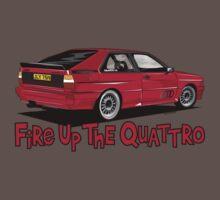 Audi Ur-Quattro by velocitygallery