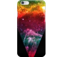 Rainbow Universe Triangle iPhone Case/Skin