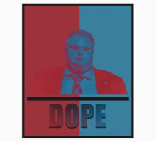 Rob Ford: Dope by Anders Andersen