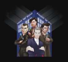 The Doctors Four by Mike Rieger