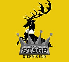 Storm's End Royal Stags by enfeder