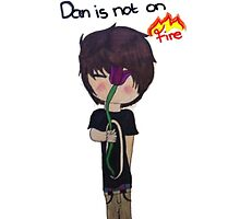 Danisnotonfire by Jess Evans-Equeall