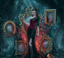 Evil Queen Complex by tiffanysrealm