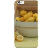 Life is a Bowl of Lemons iPhone Case/Skin
