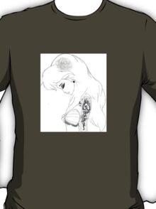 Punk Ariel Princess T-Shirt