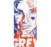 Sasha Has A Posse (transparent background) iPhone Case/Skin