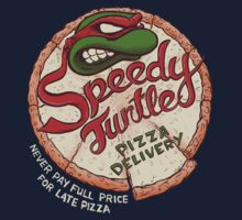 Speedy Turtle by AustinJames