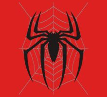 Spiderman web shirt by Bergmandesign