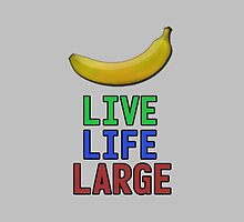 Live Life Large - Phone case (Samsung + iPhone) by Samtees
