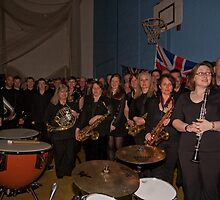 Biggin Hill Concert Band by Keith Larby