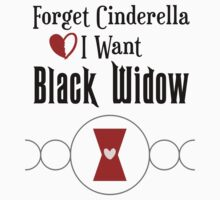 Forget Cinderella, I want Black Widow (black) by hboyce12