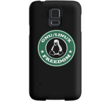 GNU/Linux Samsung Galaxy Case/Skin