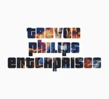 Trevor Philips Enterprises by randomweas