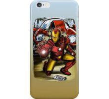 Man of Iron iPhone Case/Skin
