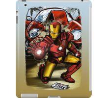 Man of Iron iPad Case/Skin