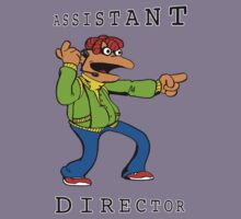 Assistant Director, Scooter Groose by peruaboo