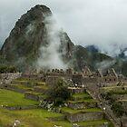 Machu Picchu 2 by Tess Mitchell