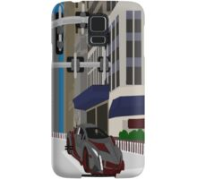 Burghal Thoroughfare Conveyance Samsung Galaxy Case/Skin