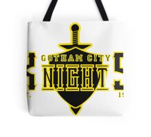 The Gotham City Knights Tote Bag