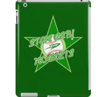 The Star City Rockets iPad Case/Skin