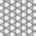 pencil pattern drawing by Heidivaught
