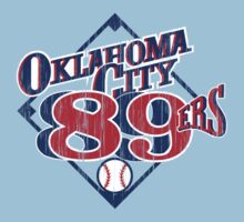 Oklahoma City 89ers by prolinedesigns