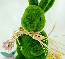 Easter Bunny 2014 by Nick Sage