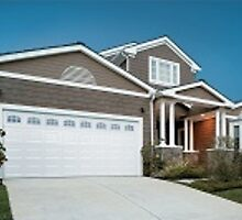 Residential Steel Garage Doors by overheaddoor