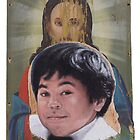 Portrait of Hervé Villechaize by robertpriseman