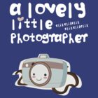 Little photographer by Blubirdie Shirts