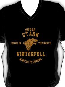 House Stark Collegiate T-Shirt