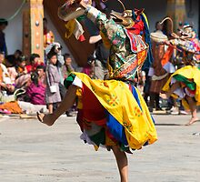 Kingdom of Bhutan by Mark Prior