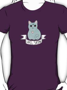 Hail Satan cat T-Shirt