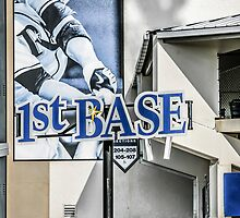 1st Base Tampa Bay Rays by chris-csfotobiz