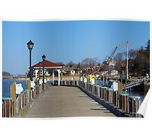 Northport Pier Poster