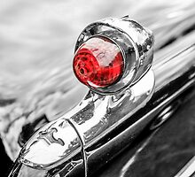 1956 Chrysler Imperial Rear Tail Light by chris-csfotobiz