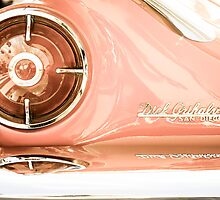 1960 Buick Se Sabre Tail Light by Chris L Smith