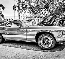 1969 Ford Mustang Mach 1 by chris-csfotobiz