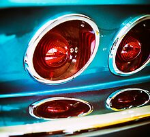 1967 Corvette C2 Tail Lights by leifrogers