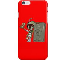 Boba Selfie iPhone Case/Skin