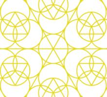 Diamond Matrix ~ 33 Year cycle Sticker