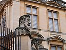 Sheldonian Theatre, Oxford by buttonpresser