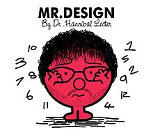 MR. DESIGN by LooneyCartoony