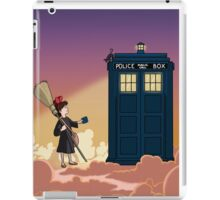 Doctor's Delivery Service iPad Case/Skin