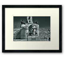 Abe  Framed Print