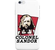 Colonel Sandor Game of Thrones Inspired T-shirt Design iPhone Case/Skin