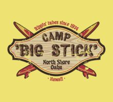 Camp 'Big Stick' - North Shore, Oahu by PistolPete315