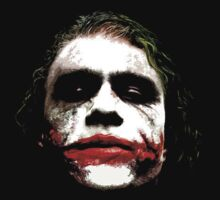 The Dark Knight … The Joker (1) by OliveB