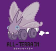 ALL-TERRAIN Venomoth by Misurino