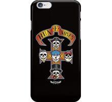 Run E Noses iPhone Case/Skin